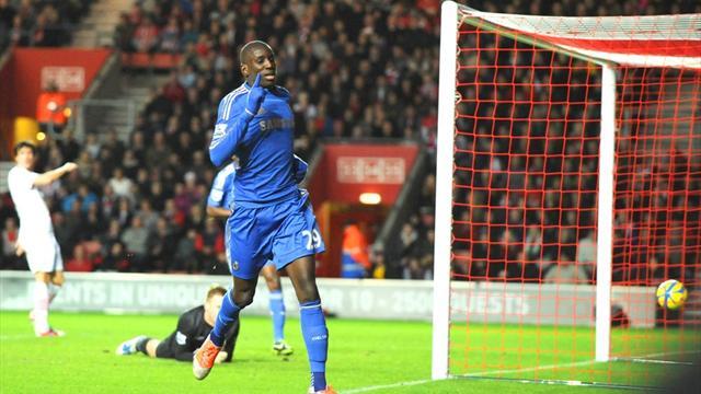 Malgré son nouveau but: Demba Bâ reste ferme et veut quitter Chelsea
