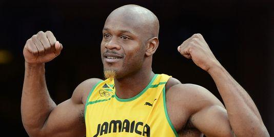 Asafa Powell, dopage, Sanction, Suspension