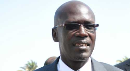 «Seydou Guèye, futur maire de la honte», le collectif non au mur descend le Sg du gouvernement