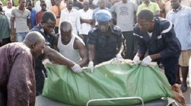 Cadavre découvert à la Patte d'oie: Le cerveau de la victime emporté !
