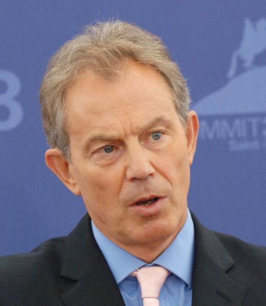Macky Sall, Tony Blair