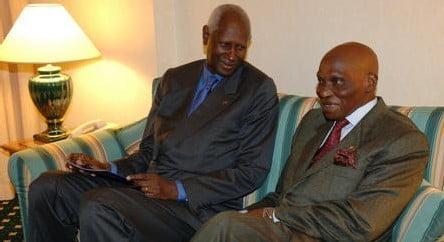 Retour de Wade: Abdou Diouf ne s'est jamais prononcé
