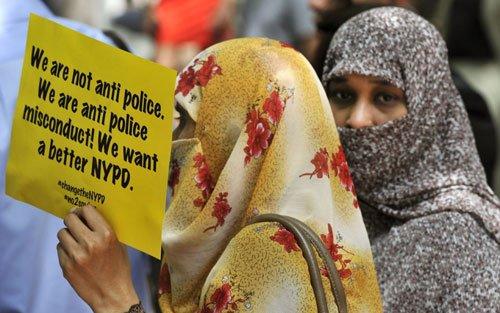 Espionner musulmans, Police New York, Unité secrète
