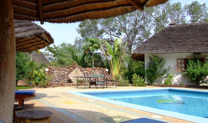 Conseil des minsitres, Hotel, Kédougou