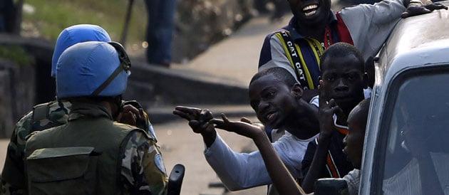 12.000 casques bleus vont être déployés en Centrafrique