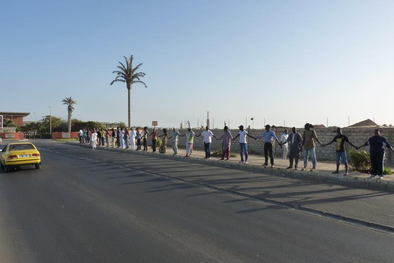 Marche de SOS LITTORAL: Fadel Barro, Fou malade et le député Cheikh Oumar Sy arrêtés