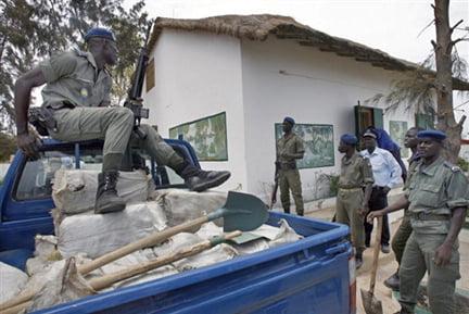 Les douanes sénégalaises ont saisi 4,5 tonnes de chanvre indien et 7 kg de cocaïne en 2013