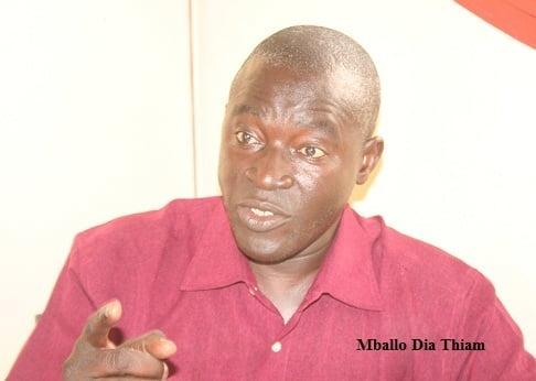 Ebola, Mballo Dia Thiam, virus