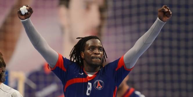 Handball, Ibrahima Diaw, PSG
