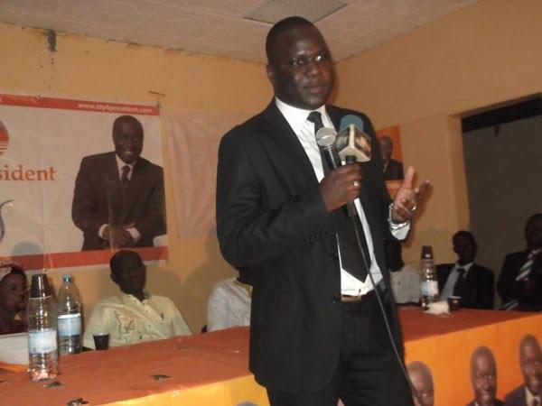 """Déthié Fall Rewmi: """"Abdoulaye Daouda Diallo ne doit pas organiser les élections"""""""