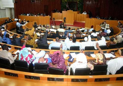Assemblée nationale, Hôte, Ibrahim Boubacar Keita