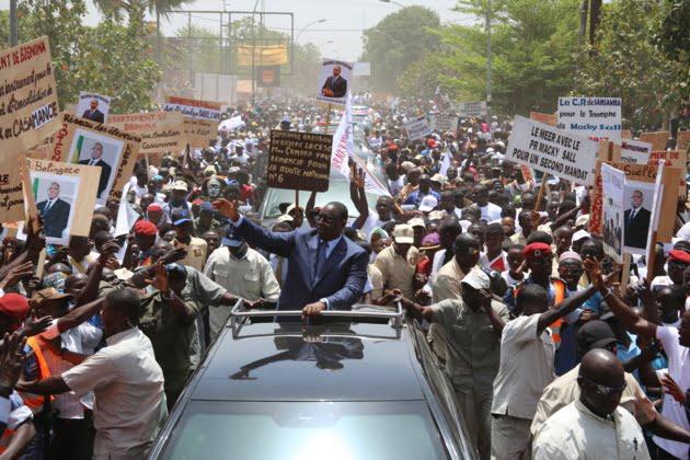 Macky Sall à Kédougou: Les populations lui rappellent ses promesses