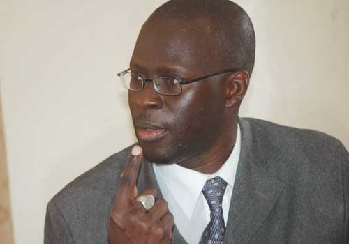 Cheikh Bamba Dièye, gouvernement, out