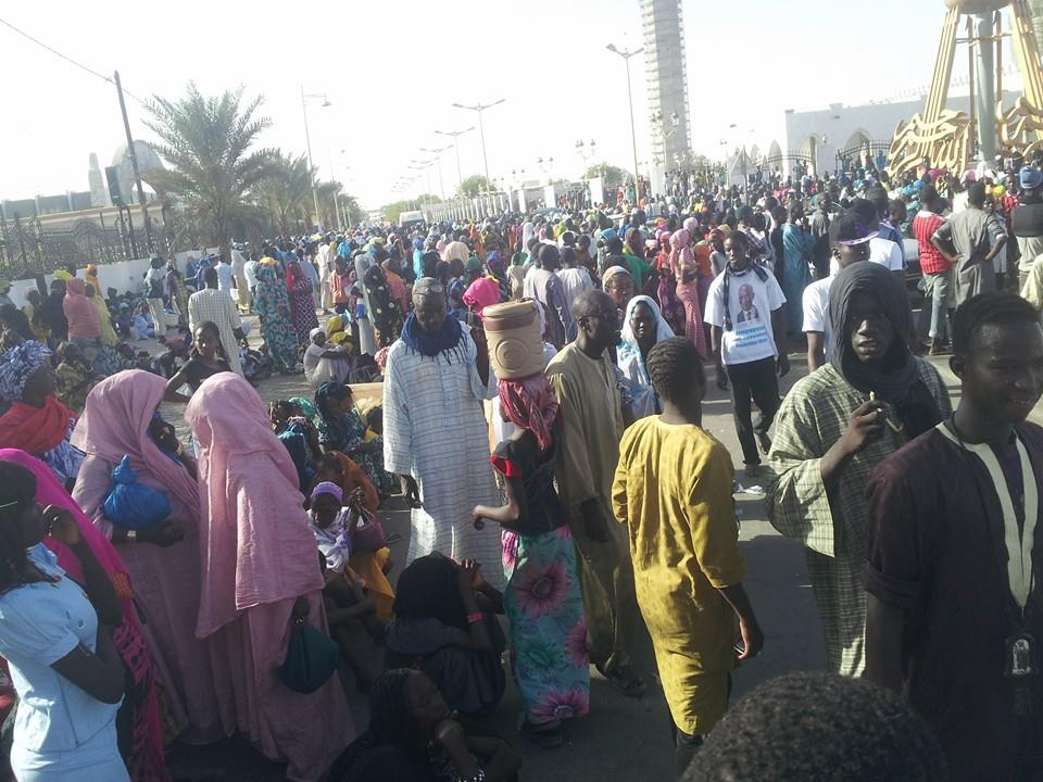 Visite de l'ancien Président à Touba : Wade affole le Cayor et le Baol