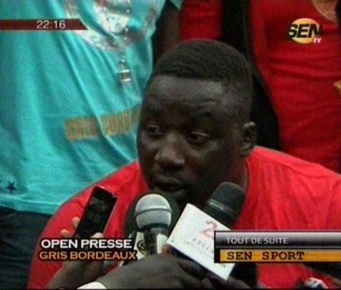 Gris Bordeaux: «Que Tyson m'accorde 5 minutes pour qu'on se bagarre»