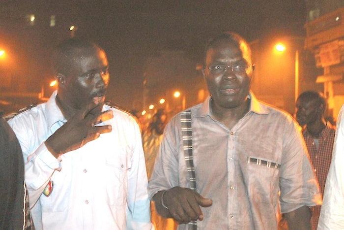 démolit, mairie Dakar, Marché sandaga