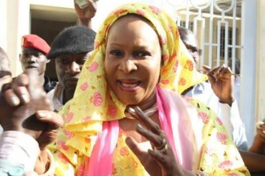 Aïda Ndiongue, héritage, Mimi Touré