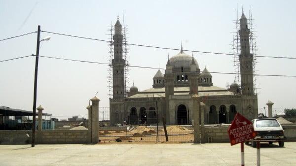 Mack Sall, Mbour, Mosquée