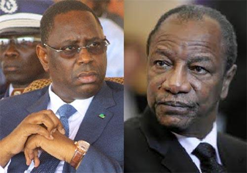 Commission mixte, Ebola, Guinée, Sénégal