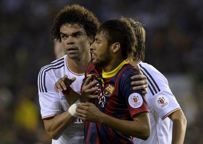 Barcelone, Neymar, Pepe, real Madrid