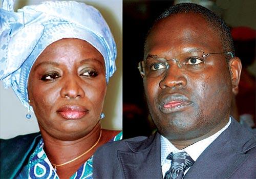 Grand-Yoff : La guerre entre Mimi Touré et Khalifa Sall aura lieu