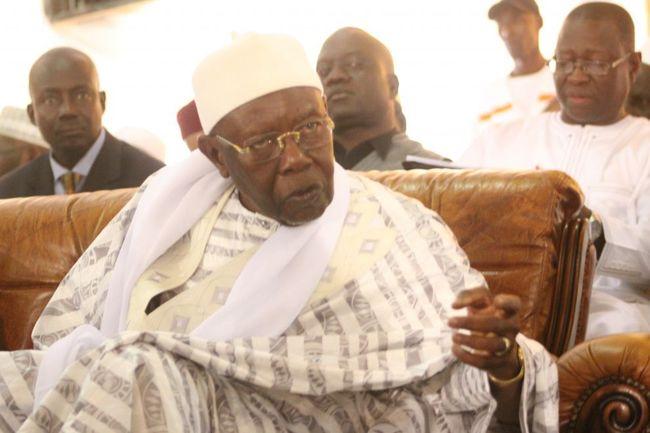 Serigne Abdoul Aziz Sy Junior à Wade: «Serigne Cheikh vous demande d'être endurant , tolérant et surtout d'oeuvrer pour la paix»