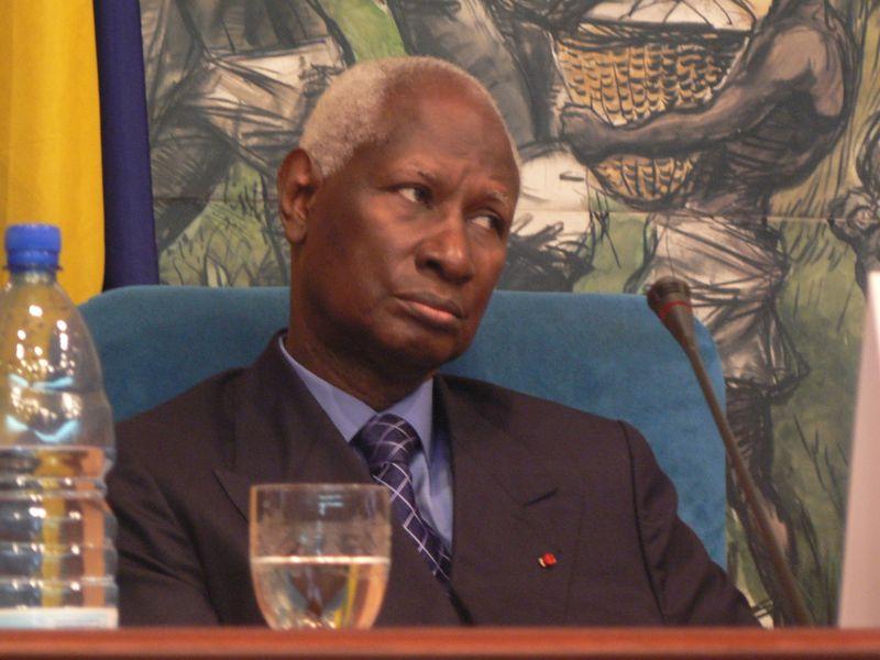 Abdou Diouf, Arrivée, Francophonie