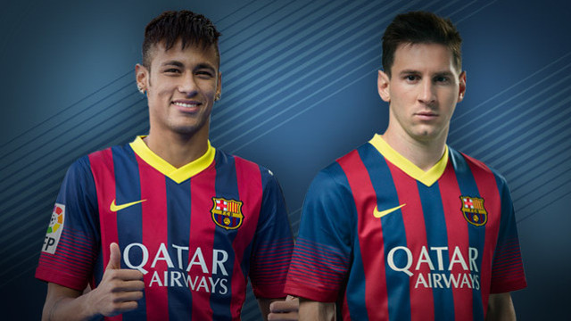 Barcelone : Les confidences de Neymar sur sa relation avec Messi