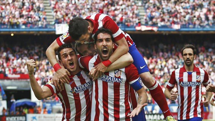 Atletico revanchard remporte la super coupe d espagne devant le real actualit - Final super coupe d espagne ...