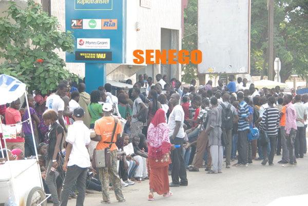 Bourses des étudiants :, Détournement, Rapport de l'IGE
