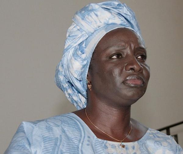 Aminata Touré, conférence, Etats-Unis