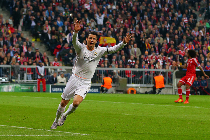FOOTBALL : Bayern Munich vs Real Madrid – 1/2 – Retour – Ligue Des Champions – 29/04/2014