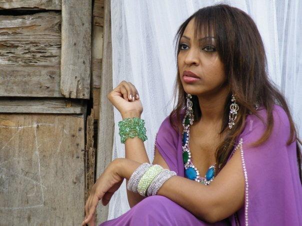 Viviane Ndour  triste