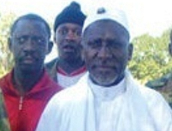 alain yoro mballo, Paix en Casamance, Salif Sadio