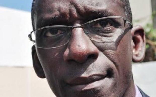 abdoulaye diouf sarr, Chef du service radiologie, Hôpital Aristide Le Dantec