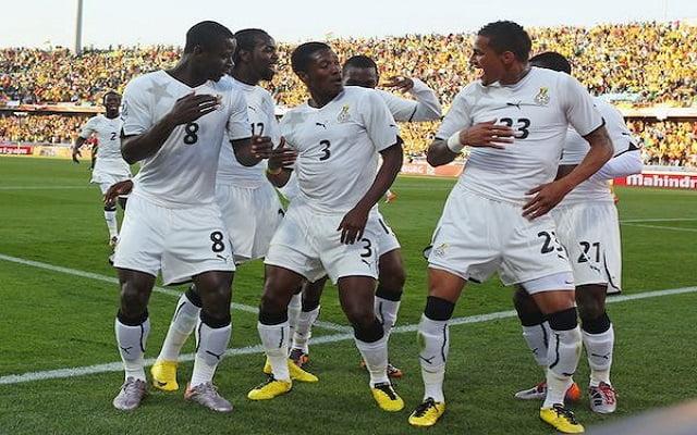 Ghana v Australia: Group D – 2010 FIFA World Cup