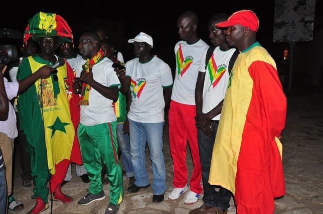 SUPPORTES SENEGAL