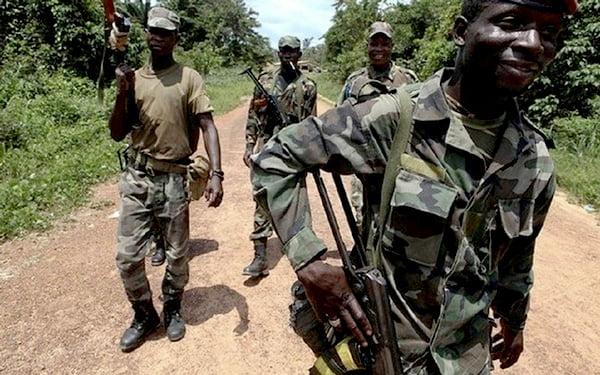 enquête interne, Massacre en Casamance, Mfdc