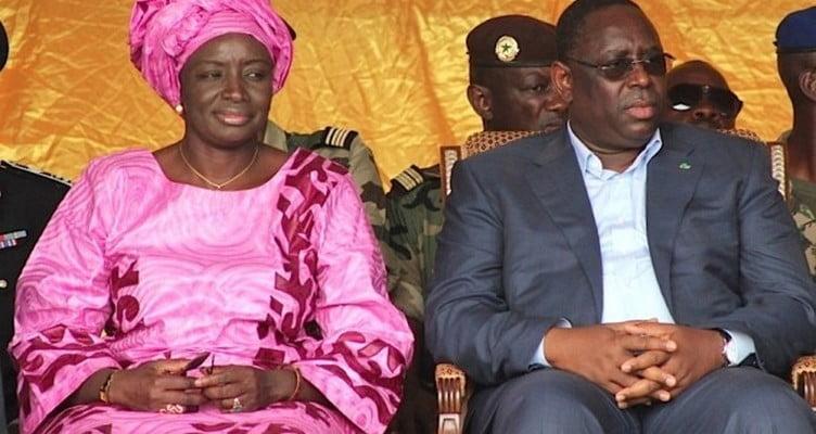 Aminata Touré, envoyée spéciale, Macky Sall
