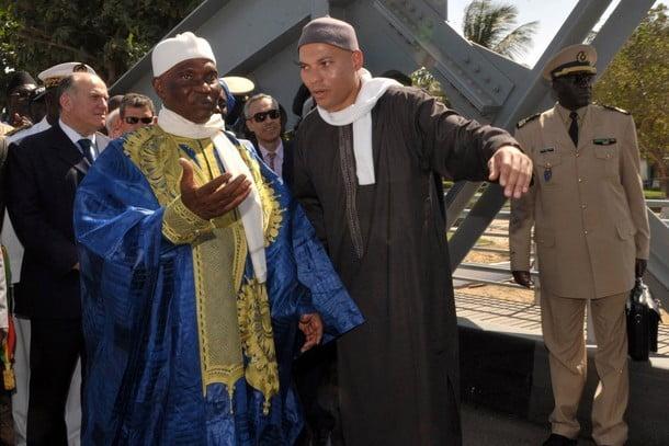 Addoulaye Wade, Karim Wade, politique, Sénégal