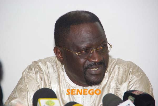 Papa Abdoulaye Seck : «Ces chiffres confirment que l'agriculture sénégalaise se porte bien»