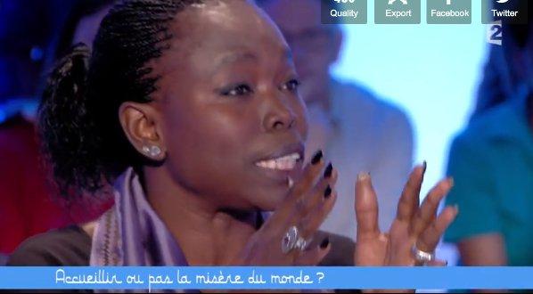 Nouveau livre: Fatou Diome et le racisme en France