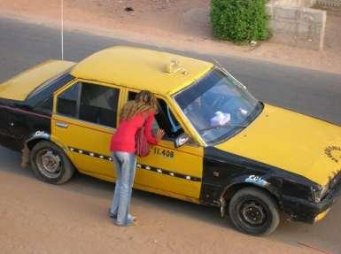 Agresseur, audio, cliente, complice, taximan, Une Dame