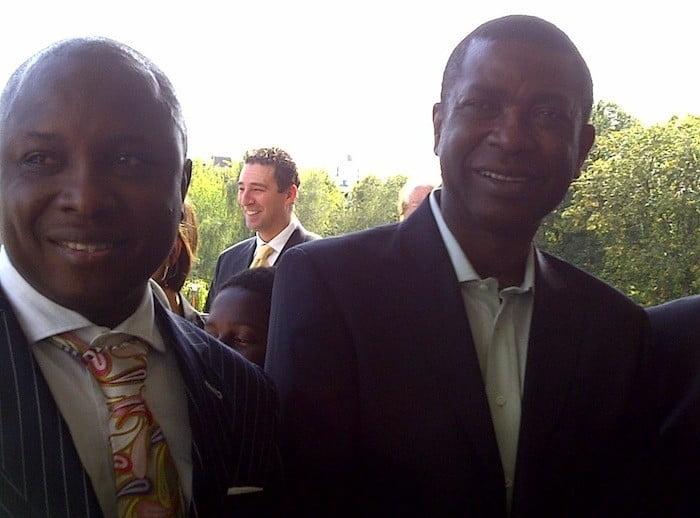 dp world, Emigrés, Youssou Ndour