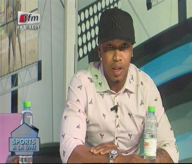 Vidéo- Diouf: «Quand je cassais la baraque je ne m'entraînais pas, mais maintenant je suis sérieux»