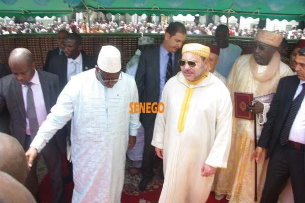Arrêt sur image: 1000 exemplaires du Saint Coran offerts par le Roi du Maroc