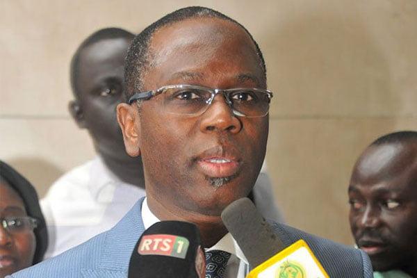 Bambey, birima mangara, Mamadou Ndiaye