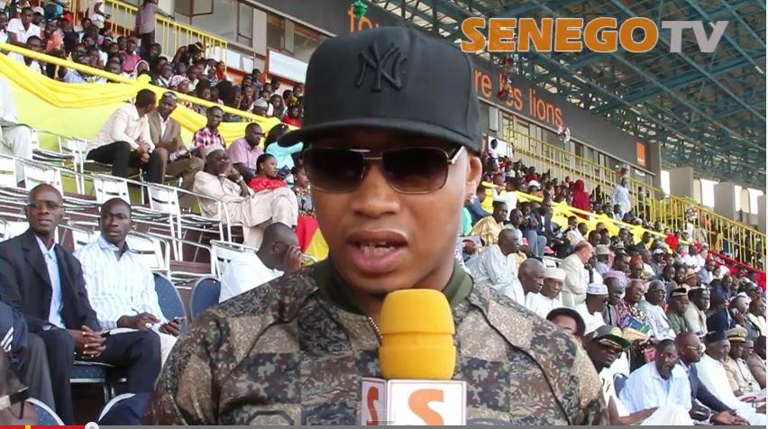 Senego TV: El Hadj Diouf souhaite que son cercueil fasse un dernier tour d'honneur au stade LSS
