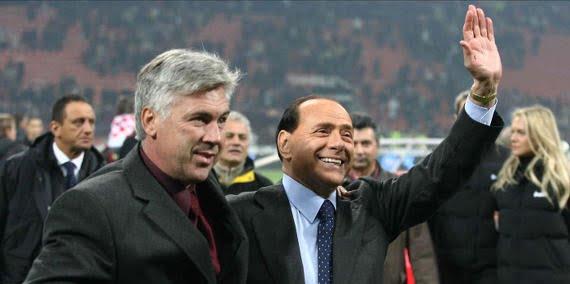 Le Real a tout planifié pour le départ de Ancelotti