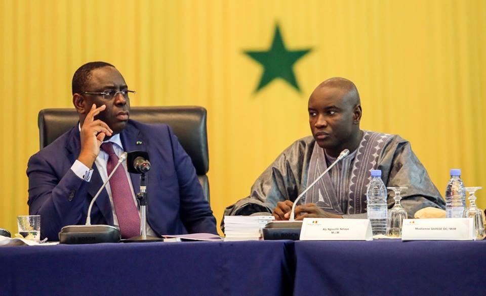10.5 à 25%, Aly Ngouille Ndiaye, Croissance, économique, Sénégal
